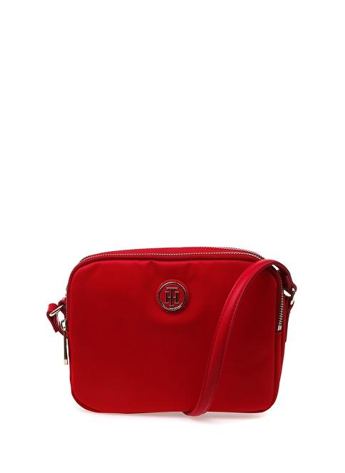 Tommy Hilfiger Messenger / Askılı Çanta Kırmızı